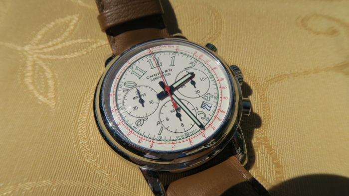 Mille Miglia - the legendary race - the chronograph