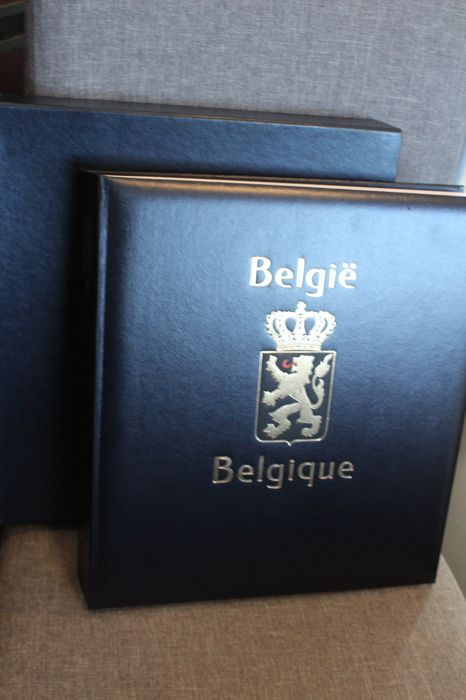 Belgium 1998/2005 - Collection in Davo LX album V