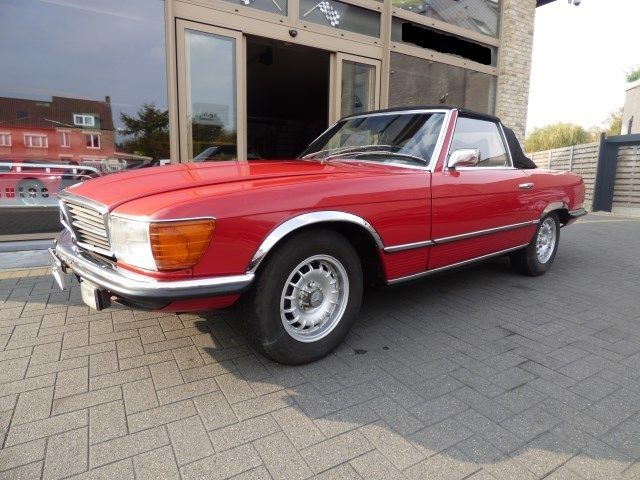 Mercedes-Benz - SL 280  - 1975