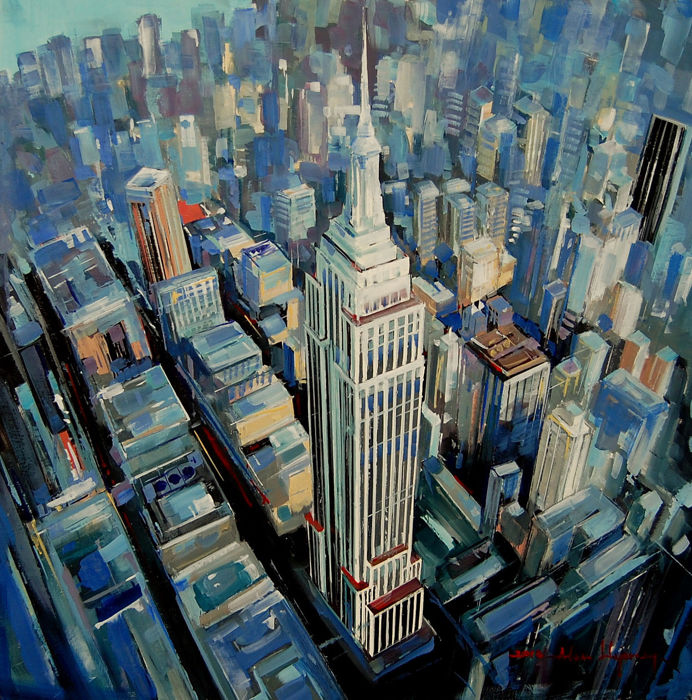 Adam Wajerczyk - Empire State Building