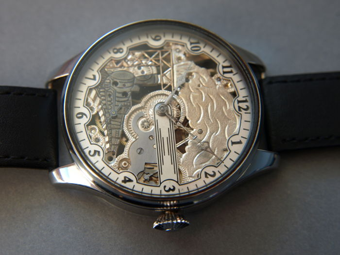 07 Zenith - marriage watch - 611708 - Uomo - 1901-1949