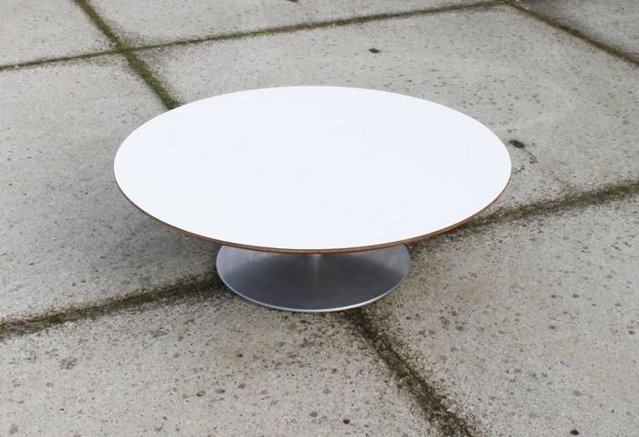 Design Salontafel Artifort.Pierre Paulin For Artifort Coffee Table By Catawiki