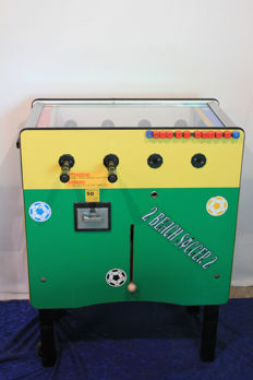 Coin operated Foosball - 1970s