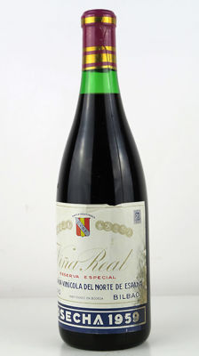1959 Rioja Viña Real Gran Reserva - 1 bottle
