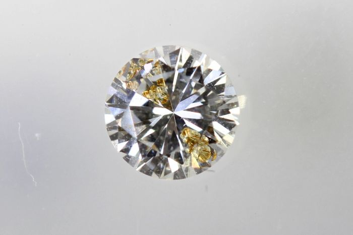 AIG Diamond - 0.28 ct - G, SI2 -  * NO RESERVE PRICE *