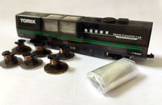 Tomix N - 6426 - Wagon - Track Cleaning Car