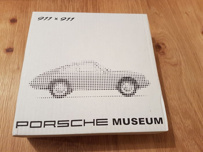Porsche 911 x 911 Book - Official Anniversary Book Celebrating 50 Years of 911 (2ND EDITION)