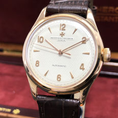 Vacheron Constantin - Pink Gold, Automatic Cal.477/1  - Men - 1950-1959