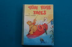 Tom Puss & Sir Bumble - Tom Puss Tales - Prentenboek in de Engelse taal - hc - (1946)