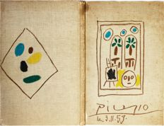 Pablo Picasso (after)  - Carnet de la Californie