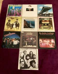 The Doobie Brothers - Lot Of 10 Great LP Albums