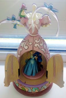 Disney - Music box - Jim Shore - Disney Traditions - Cinderella (2010)