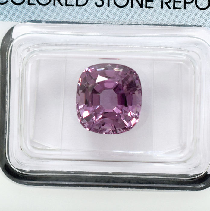 Pink Spinel - 4.21 ct
