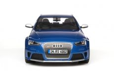 GT-Spirit - Scale 1/8 - Audi RS4 Avant 2012 - Blue - Limited Edition of 1500