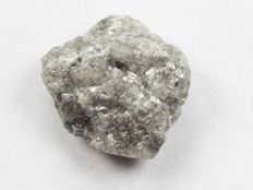 Very nice rough diamond - 1,3x1,3x0,7cm - 9.55ct
