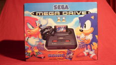 Sega 16 bit megadrive 2 Sonic 3 special edition - Rare and new