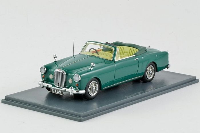 Neo Scale Models - Scale 1/43 - Alvis TD 21 DHC