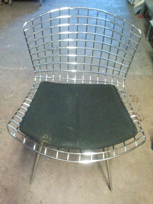 Harry Bertoia for Knoll – Bertoia chair