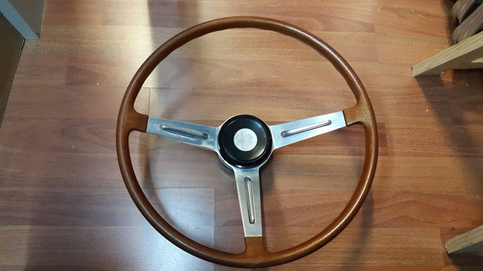 Alfa Romeo - Steering wheel - 1969/1970