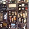 Taxidermy Auction (Cabinet of Curiosities)
