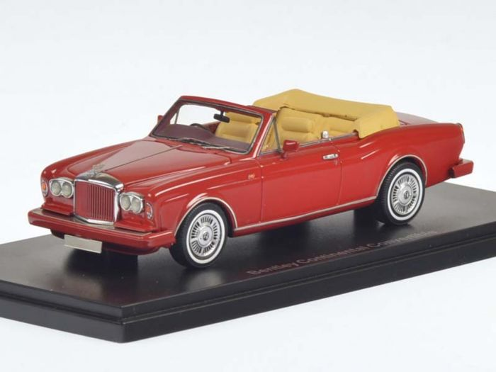 Neo Scale Models - Scale 1/43 - Bentley Continental Convertible