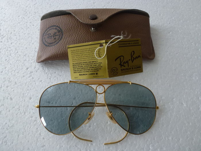 e2006f7f62 Ray-Ban - Ray Ban Bausch en Lomb zonnebril - Vintage - Catawiki