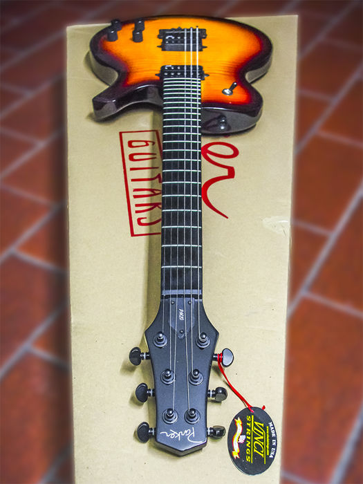 PARKER PM 20 fts electrical guitar - Catawiki