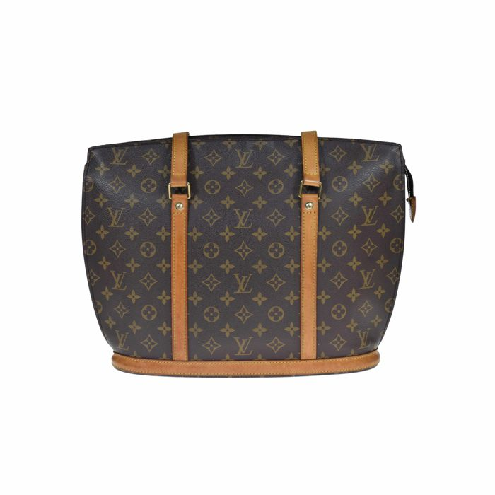 Tote bag by Louis Vuitton - Monogram Babylone M51102 model.