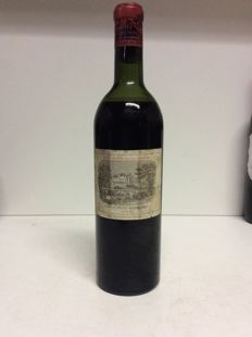 1963 Chateau Lafite Rothschild, Premier Grand Cru Classe Pauillac, France - 1 bottle 0,75l