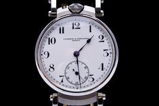Vacheron Constantin - chronometer marriage wristwatch - Men - 1901-1949
