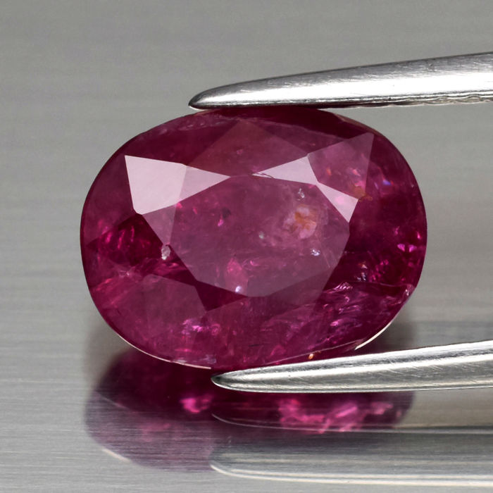 Ruby - 2.45 ct