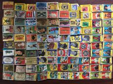 Large collection matches brands labels (2000 pieces)