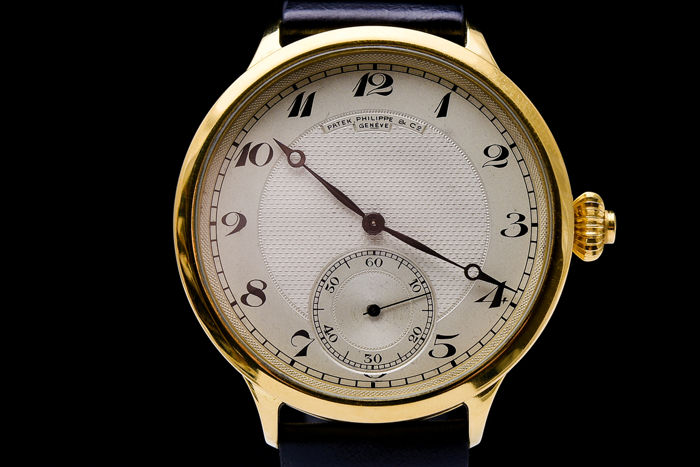 Patek Philippe - marriage chronometer high grade movement - Heren - 1901-1949