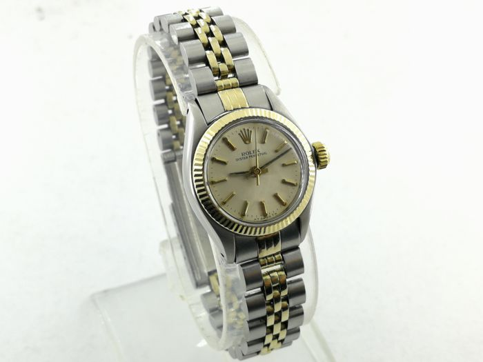 Rolex - Oyster Perpetual - 6719 - Women - 1980-1989