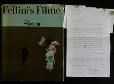 Fellini - Fellini's Filme [with:] a personal letter (both signed) - 1976