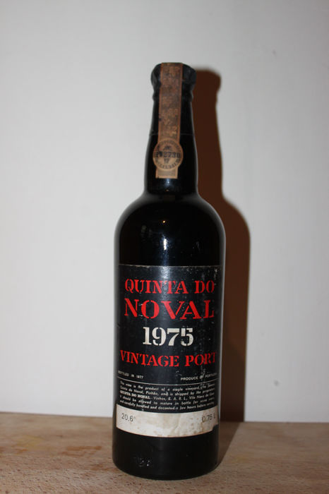 1975 Vintage Port - Quinta do Noval