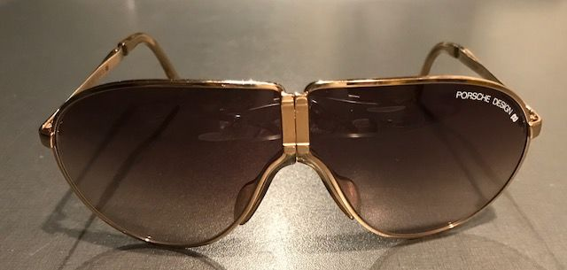 61ab0d8f38c Carrera Porsche design 5622 40 folding glasses - Carrera Sunglasses -  Vintage