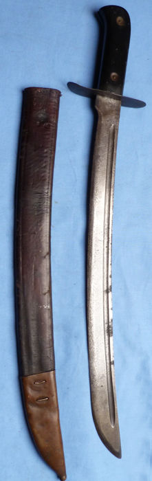 Scarce Dutch WW2 Klewang Cutlass Sword – Dated 1940