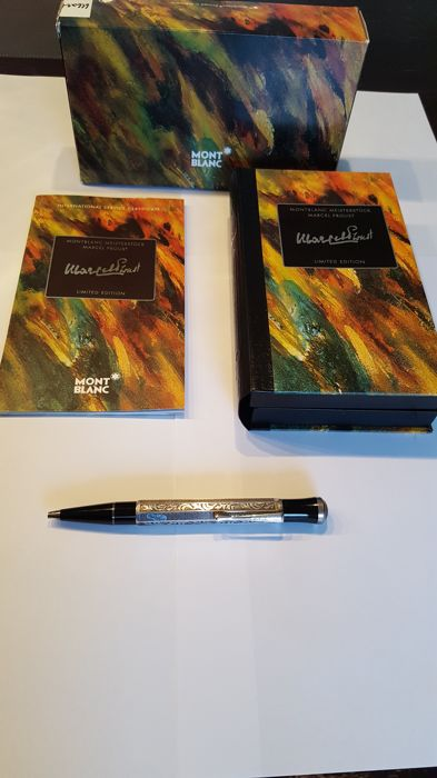 Montblanc Marcel Proust Ballpoint Pen Limited Edition