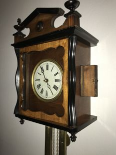 Black Forest tower clock - German, around 1880–1900