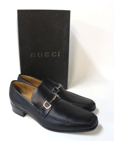 Gucci - Men's Slip On Squared Toe - Loafers