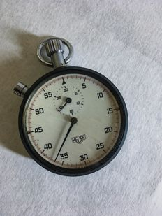 Heuer - 30 minute time recorder stopwatch - 708.301 - Unisex - 1960-1969