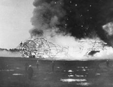 Murray Becker/AP Wirephoto - The Hindenburg disaster, 1937