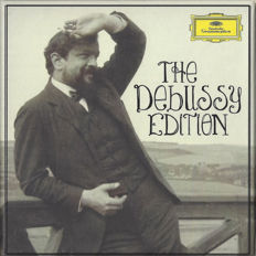 Claude Debussy - The Debussy Edition - 18 x CD Box Set /  Deutsche Grammophon  / Sealed