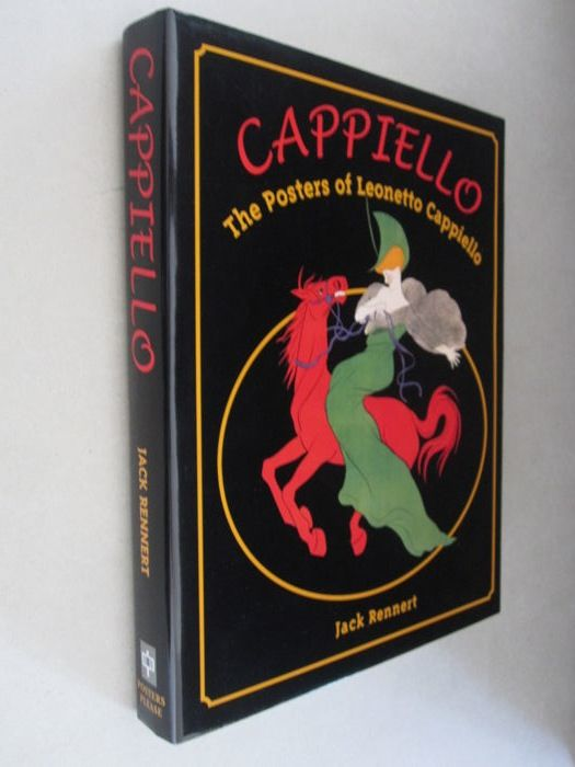 Jack Rennert - The Posters of Leonetto  Cappiello  - 2004