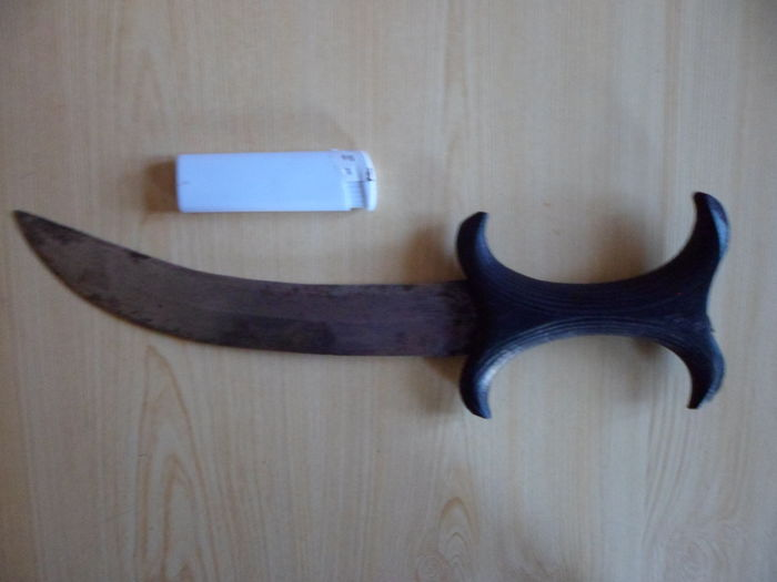 SUPERB KNIFE BEJA - HADENDOA OF ERITREA AND SUDAN