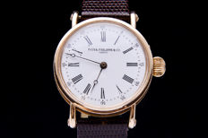 Patek Philippe - 14k gold mariage watch officer's chronometer - Heren - 1901-1949