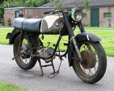 Lilac - Marusho - LS 18/1 - V Twin - Project - 1959