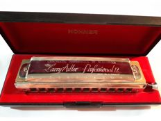 M. Hohner The Larry Adler Professional 12 C