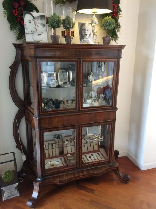 kitchen cabinets naples glass display cabinet in rosewood and bois de naples 3120